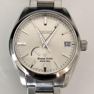 グランドセイコー(Grand Seiko)のGS グランドセイコー スプリングドライブ マスターショップ限定 旧ロゴ文字盤(腕時計(アナログ))