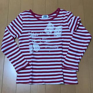 クラウンバンビ(CROWN BANBY)のクラウンバンビ キラキラ装飾 120(Tシャツ/カットソー)