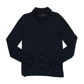 エイケイエム(AKM)の定価31320円 AKM ニットドレスシャツ wjk1piuジュンハシモト(シャツ)