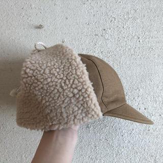 カオリノモリ(カオリノモリ)のもこもこ帽子(その他)