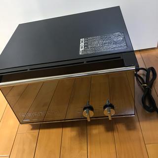 ツインバード(TWINBIRD)のTWINBIRD ミラーガラスオーブントースター ツインバード TS-D017(調理機器)