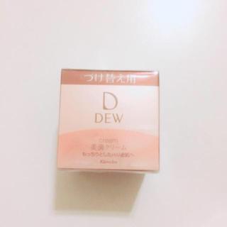 デュウ(DEW)のDEW デュウ クリーム  つけかえ用レフィル 30g(フェイスクリーム)