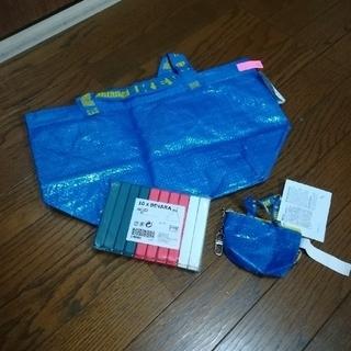 イケア(IKEA)のIKEA 3点セット①(エコバッグ)
