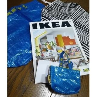 イケア(IKEA)のIKEA 4点セット(エコバッグ)