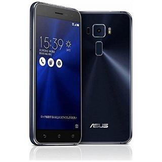 エイスース(ASUS)のASUS Zenfone3 ZE520KL-BK32S3 サファイアブラック(スマートフォン本体)