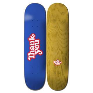 エレメント(ELEMENT)の【Thank you 】LOGO 7.75 Skateboard Deck (スケートボード)