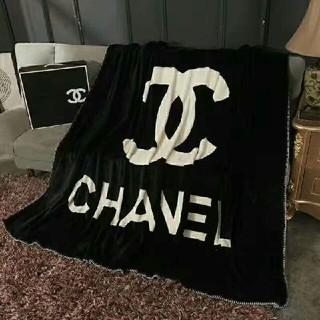 シャネル(CHANEL)の新品 寝具 厚手 毛布 (毛布)