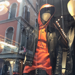 Gas トレーナー 新品 イタリアはヴェネツィアにて購入