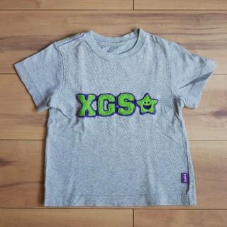 エックスガールステージス(X-girl Stages)のサイズ100☆X-girl☆Tシャツ☆半袖(Tシャツ/カットソー)