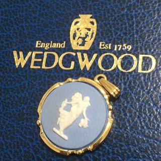 ウェッジウッド(WEDGWOOD)のウェッジウッド Wedgwood ペンダント ネックレストップ(ネックレス)