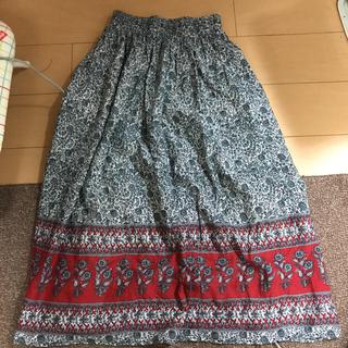 アフリカタロウ(AFRICATARO)のアフリカタロウ   スカート(ひざ丈スカート)