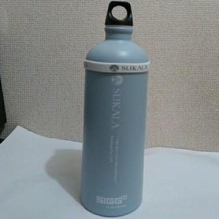 シグ(SIGG)のSUKARA  LAVA ボトル  スモークブルー(ヨガ)