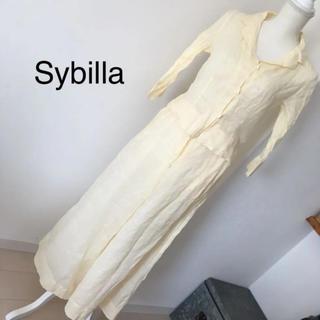 シビラ(Sybilla)の新品 シビラ スーツ セットアップ アンサンブル リネン フォーマル(スーツ)
