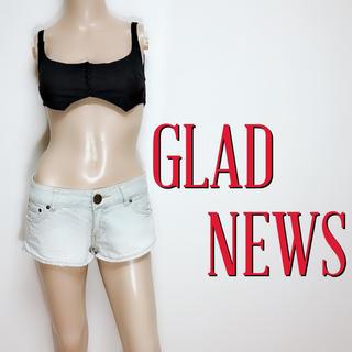グラッドニュース(GLAD NEWS)のいつでも♪グラッドニュース ストレッチ コットンビスチェ♡ダイヤ バックス(カットソー(半袖/袖なし))