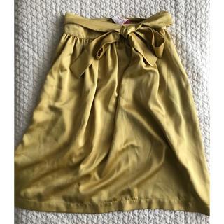 アッシュペーフランス(H.P.FRANCE)のlacasita de wendy ウェンディ lamp  harajuku(ひざ丈スカート)