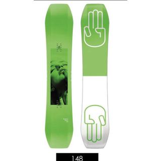 ケーツー(K2)の【ブランド】スノーボード 3点セット(ボード)