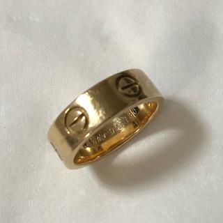 カルティエ(Cartier)の☆ カルティエ ラブリング ゴールド ☆(リング(指輪))