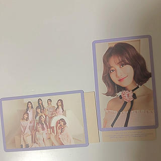 TWICE ジヒョハイタッチ券(K-POP/アジア)