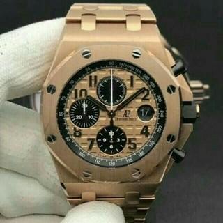 オーデマピゲ(AUDEMARS PIGUET)のオーデマ・ピゲ ロイヤルオーク 15400OR(腕時計(アナログ))