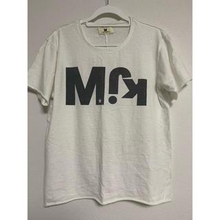 ダブルジェーケー(wjk)のM × wjk  Tシャツ   未使用品(Tシャツ/カットソー(半袖/袖なし))