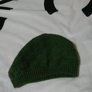 カシラ(CA4LA)のCA4La/ニット帽 美品(ニット帽/ビーニー)