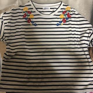 オリーブデオリーブ(OLIVEdesOLIVE)のトップス(Tシャツ(半袖/袖なし))