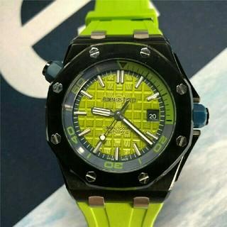オーデマピゲ(AUDEMARS PIGUET)の新品 AP オーデマ・ピゲ 自動巻き 腕時計(腕時計(アナログ))