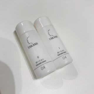 タカミ(TAKAMI)のタカミローション セット 0とⅠ(化粧水 / ローション)