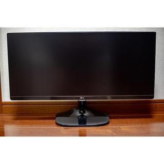 エルジーエレクトロニクス(LG Electronics)のワイドモニター ( LG 25UM58-P )(PC周辺機器)