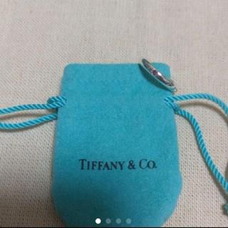 ティファニー(Tiffany & Co.)のTIFFANY ルビーリング(リング(指輪))