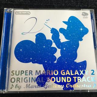 ウィー(Wii)のスーパーマリオギャラクシー2 オリジナルサウンドトラック 帯付き(ゲーム音楽)