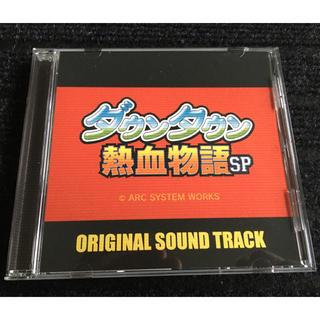 ニンテンドー3DS(ニンテンドー3DS)のダウンタウン熱血物語SP オリジナルサウンドトラック 帯付き(ゲーム音楽)