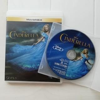 ディズニー(Disney)のシンデレラ 実写版 Blu-rayのみ(外国映画)