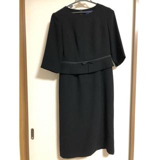 ソワール(SOIR)の喪服 冠婚葬祭 9号 東京ソワール(礼服/喪服)