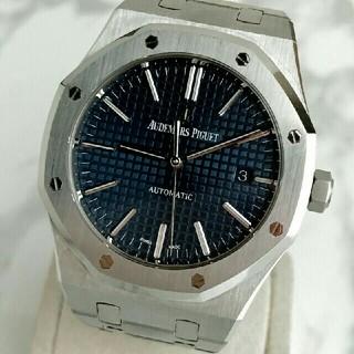 オーデマピゲ(AUDEMARS PIGUET)のオーデマ・ピゲ ロイヤルオーク 15400ST.OO.1220ST.03(腕時計(アナログ))
