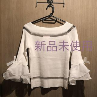 カラー(Color)のcolor ニット Mサイズ(ニット/セーター)