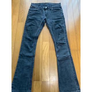 ヌーディジーンズ(Nudie Jeans)のヌーディージーンズ ブラックデニム (デニム/ジーンズ)