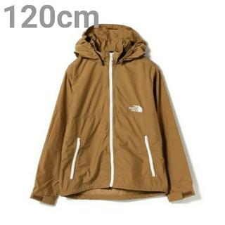 THE NORTH FACE - 【新品未使用】ノースフェイス コンパクト ジャケット 120cm カーゴカーキ