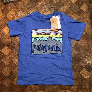 63ba605b2432b パタゴニア(patagonia)の新品 パタゴニア Tシャツ 3T キッズ ガールズ ボーイズ (Tシャツ