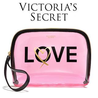 9bf72dc32a8c ヴィクトリアズシークレット(Victoria's Secret)の新品Victoria'ssecretヴィクトリアシークレットポーチクラッチ