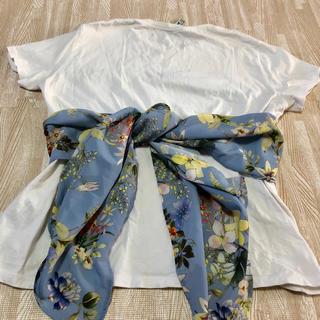 ザラ(ZARA)のstradivarius ビスチェ風Tシャツ(Tシャツ(半袖/袖なし))