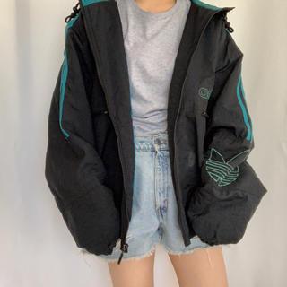 アディダス(adidas)のadidas 90s ロゴ刺繍ブルゾン(ブルゾン)