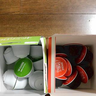 ネスレ(Nestle)のネスレ ドルチェグスト専用カプセル レギュラーブレンド&ウェルネス抹茶(コーヒー)