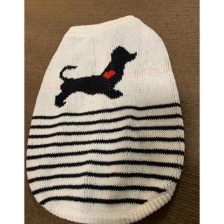 犬 お洋服 ダックスフンド柄(ペット服/アクセサリー)