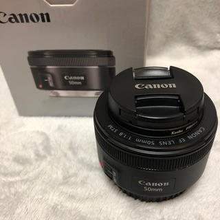 Canon - Canon 単焦点レンズ EF 50mm f/1.8 STM