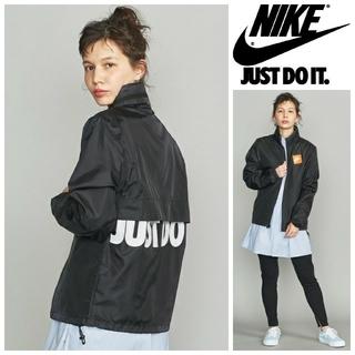 NIKE - 2019春夏coll NIKE  JUSTDOIT ジップアップジャケット