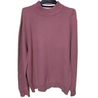ジーユー(GU)のタックハイネックセーター(ニット/セーター)