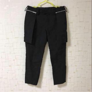 アンダーカバー(UNDERCOVER)のアンダーカバー スカート付きパンツ(スラックス)
