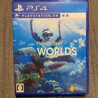 プレイステーションヴィーアール(PlayStation VR)のプレイステーションVR WORLD(家庭用ゲームソフト)