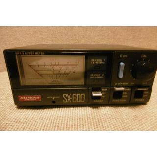 ダイヤモンド SWRパワー計 SX-600 アマチュア無線用(アマチュア無線)